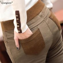 Like and Share if you want this  TANGNEST Velvet Thick Legging 2016 Autumn Winter Women Pants Female Patchwork Pencil Trousers Plus Size S-4XL Leggings WKX243     Tag a friend who would love this!     FREE Shipping Worldwide     #Style #Fashion #Clothing    Get it here ---> http://www.alifashionmarket.com/products/tangnest-velvet-thick-legging-2016-autumn-winter-women-pants-female-patchwork-pencil-trousers-plus-size-s-4xl-leggings-wkx243/