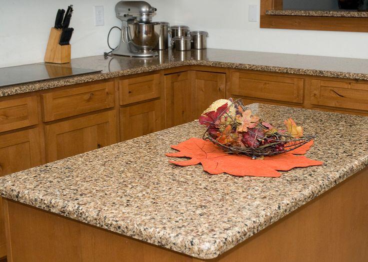 Kitchen Cabinets To Match Giallo Napoli Granite Color Palette