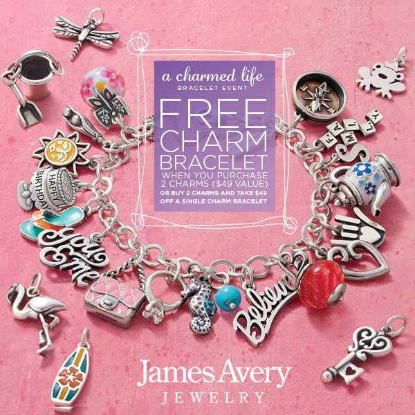 88 best images about James avery charm bracelets on ...