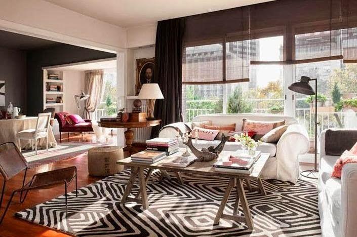 Las 25 mejores ideas sobre alfombras de cebra en pinterest - Alfombras de cebra ...