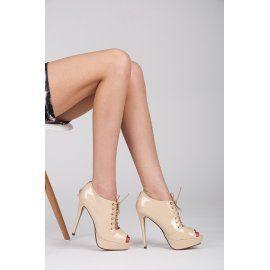 Topánky s otvorenou špičkou EN1060BE