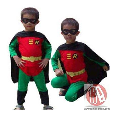 Robin (KC-4) @Rp. 135.000,-   http://rumahbrand.com/kostum-anak/1415-robin.html