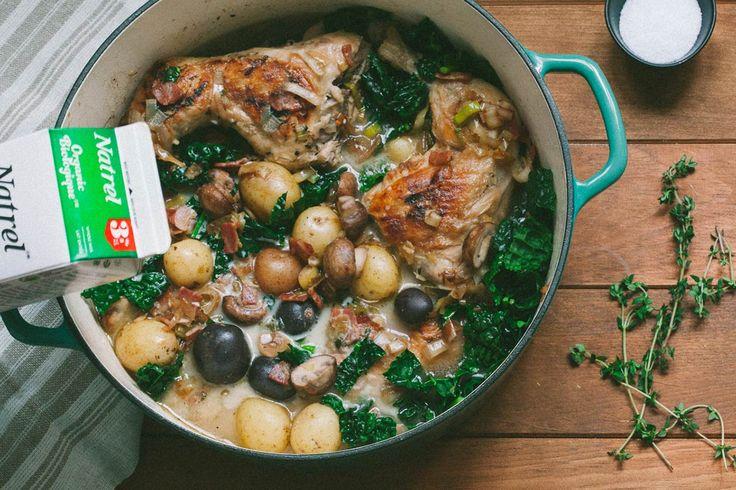 Équilibrée à la perfection, cette recette riche en protéines maigres et en légumes est idéale pour les soirs de semaine.