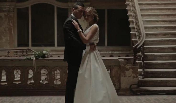Nastrojowy klip ślubny od Studio Czary Mary
