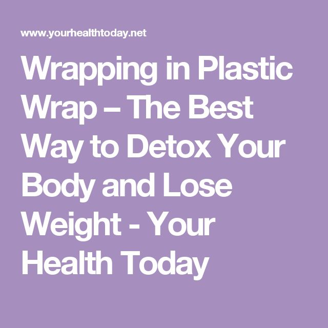 1000+ Ideas About Best Way To Detox On Pinterest | Weight Loss