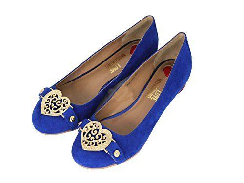 LOVE MOSCHINO Schuhe Shoe Slipper Ballerinas JB0705 - http://on-line-kaufen.de/love-moschino/love-moschino-schuhe-shoe-slipper-ballerinas