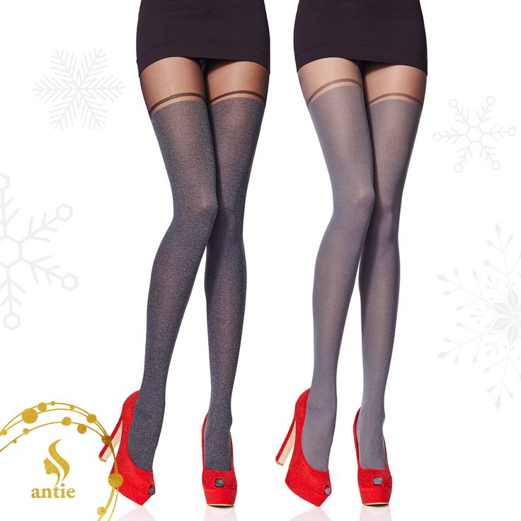 Antie tights - sexy & trendy pattern #antiewear #legwear #antie