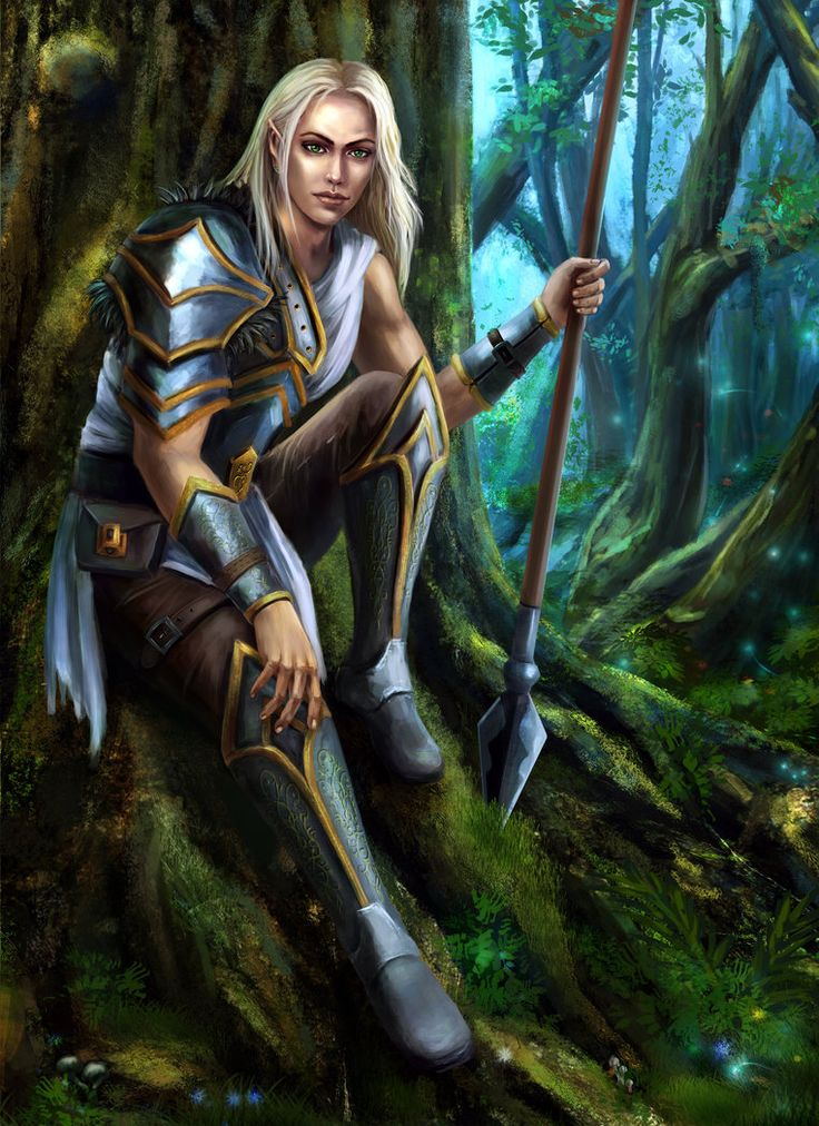 forest guardian by Kceon on DeviantArt