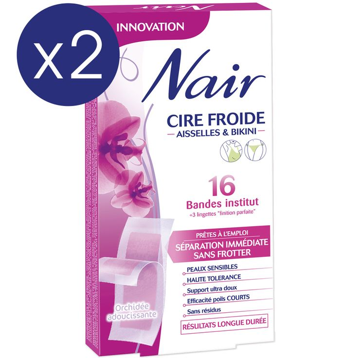 BEAUTY DEALS - 38%Bandes de cire froide – http://bp.ht/odz0-