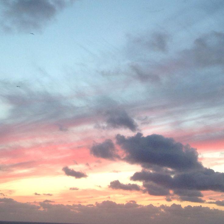 Cornish sunset June 2015 #cornwall