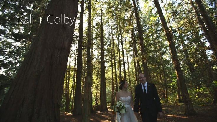 The wedding highlight video of Kali & Colby at the Farm Kitchen in Poulsbo, Wa #WeddingVideo #KingstonHouse #PNW #PNWWedding #SeattleWedding