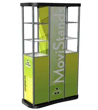 Repisa exhibidor Ref. DobbleM - MoviStands