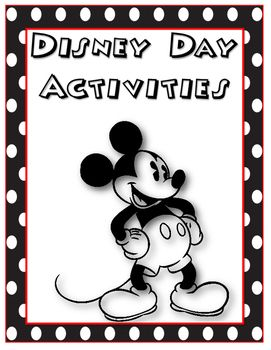 Use these fun and engaging activities to celebrate Walt Disney and all of his beloved creations!Whats inside:Close Read about Walt Disney...3Easy Reader Biography about Walt Disney.4-12Reading Comprehension Questions/answers..13-14Walt Disney Character Map..15My Favorite Disney Character Writing...16Disney Character Graphing....17-18Letter to Walt Disney.....19Mickey Noun Sort....20Mickey Sound Sort..21Blank Mickey Sort...22Credits..23