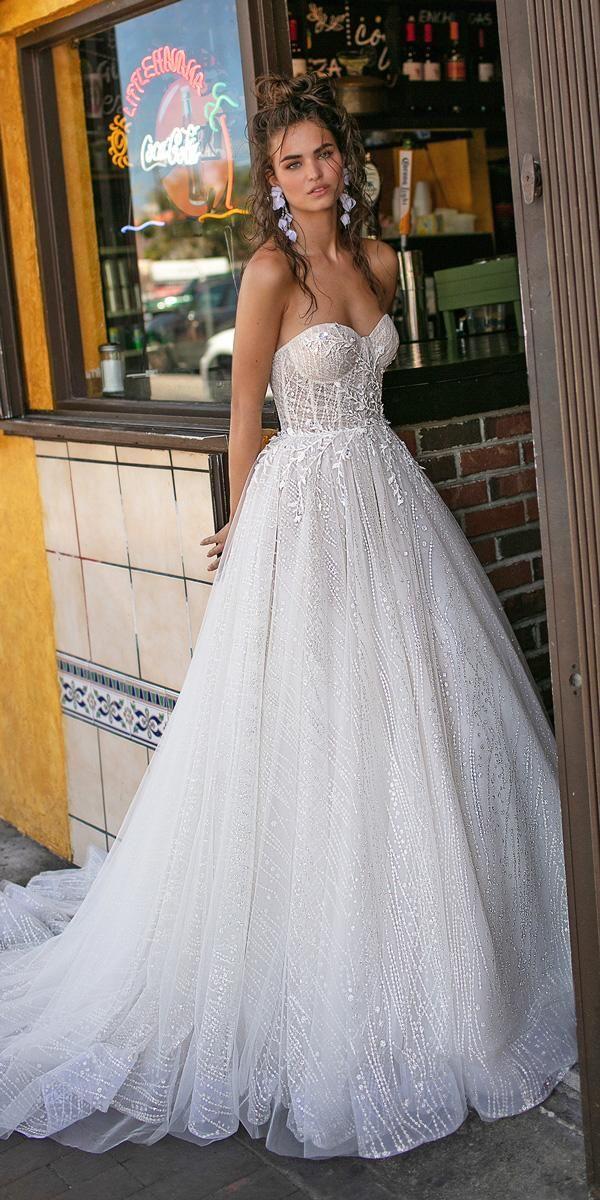 24 Berta Wedding Dresses 2019 Miami Collection Ring Wedding
