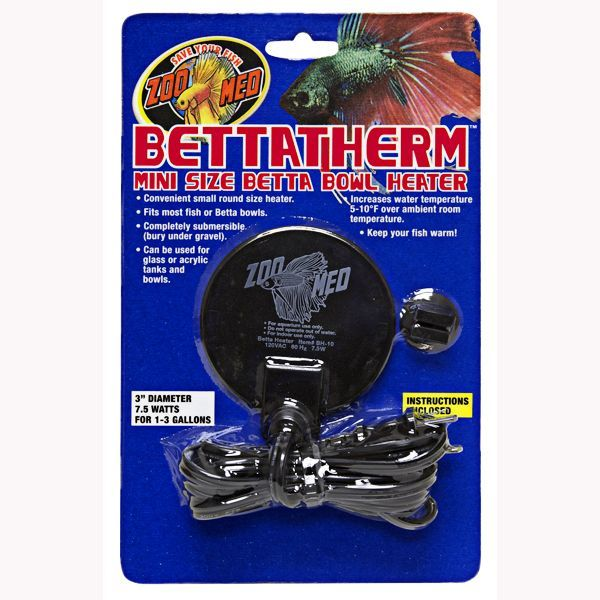 Zoo Med BettaTherm Betta Heater
