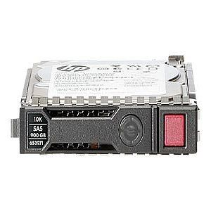"""HP Value Endurance Enterprise Value - Solid state drive - 300 GB - hot-swap - 2.5"""" SFF - SATA 6Gb/s - with HP SmartDrive carrier"""