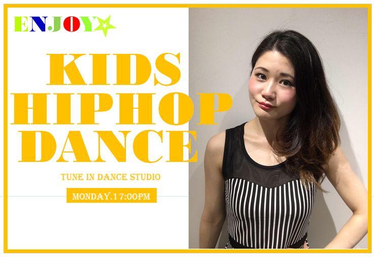 Enjoy Kids HIPHOP Dance!キッズダンスをはじめよう。踊ることが、好き。埼玉県川口市のダンススタジオ「Tune in DANCE STUDIO」初心者から経験者の方、プロとして活躍されている方までダンスを楽しみながら上達できるクラスが充実!埼玉川口、鳩ヶ谷、草加、戸田、蕨、浦和、大宮、川越等、幅広い地域の生徒様。発表会も豊富!体験レッスン受付中。TEL:048-255-2979 埼玉県川口市青木5-18-30