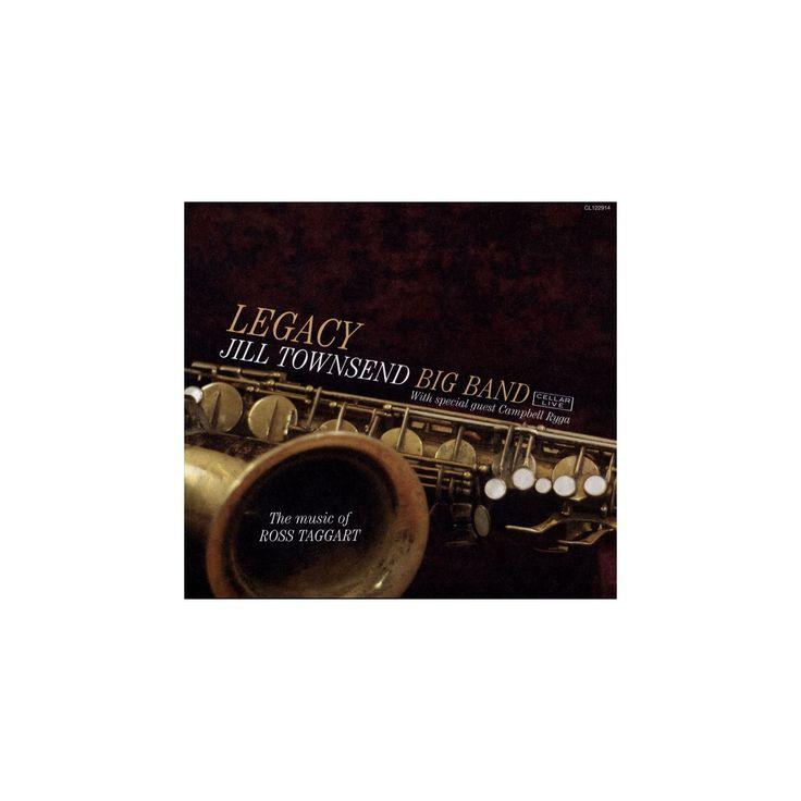Jill townsend - Legacy:Music of ross taggart (CD)