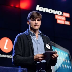 "Ashton Kutcher will design Lenovo smartphones - Hey, remember when BlackBerry hired Alicia Keys to be its ""creative director?"" Well it looks like Lenovo is going one step farther because it's decided to let actor Ashton"