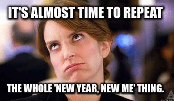 20 New Year S Resolution Memes You Need To See Sayingimages Com Funny New Years Memes Happy New Year Meme Funny New Year