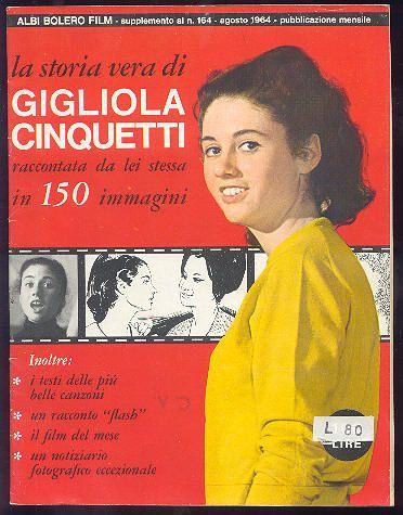 Gigliola Cinquetti (giornale)