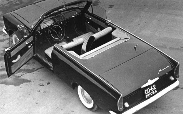 В Советском Союзе были секс, рок-н-ролл и даже концепт-кары — Селектор — Motor