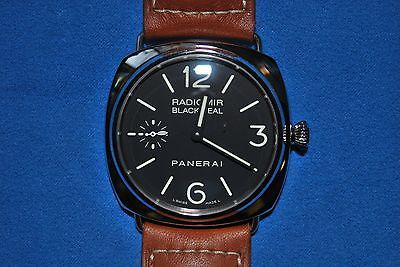 Officine Panerai Radiomir Black Seal PAM00183, PAM 183. 100% new and complete