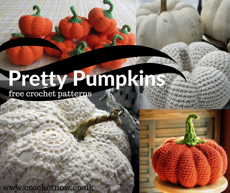 We have a brand new collection of wonderful crochet pumpkin patterns on our latest Pinterest board – see them all as the board is embedded at the end of the post! Just look at this beautiful table decoration. Not a plastic bat in site, yet there's still something a little eery and magical about a …