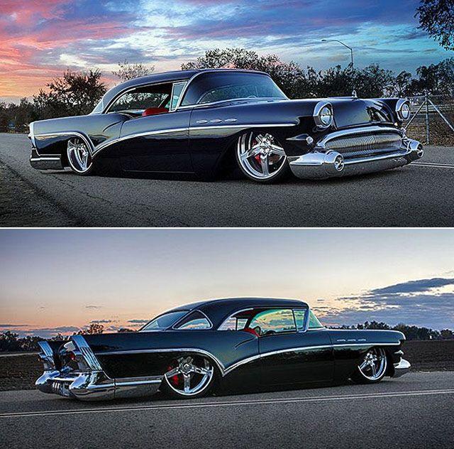 Custom 1957 Buick Special Pushing 600Hp