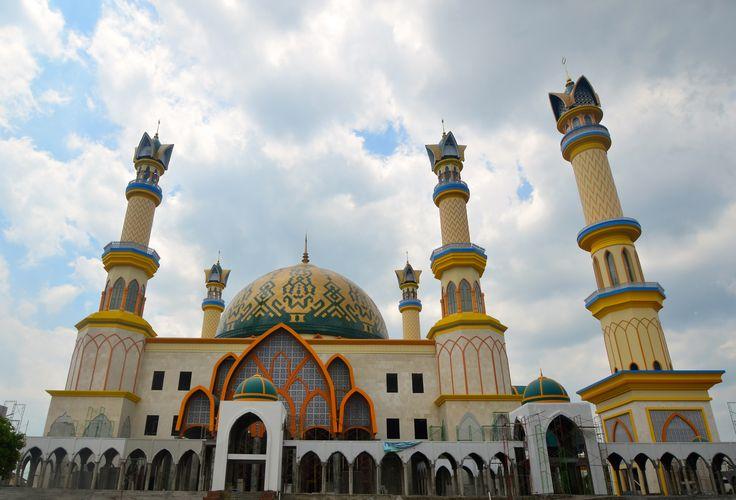 Beautiful Mosque, Mataram, Lombok