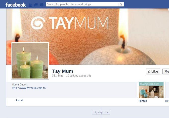 #interactive #design #socialmedia #web #facebook #taymum #karbonltd