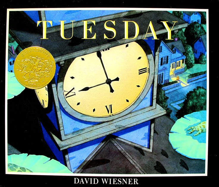 22 best hodgepodge of books images on pinterest book cover art tuesday by david wiesner winner of the aldecott medal clarion books 1991 fandeluxe Images