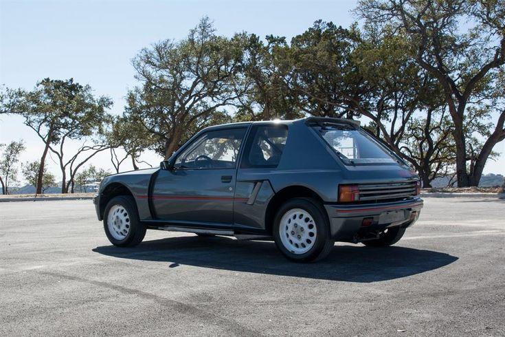 Quitte à mettre de l'argent dans une Peugeot 205 T16, l'une des 200 produites par Heuliez pour l'homologation des Turbo 16 en Rallye (lire aussi: 205 Turbo 16 série 200), autant …