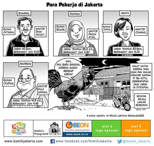 Para Pekerja di Jakarta by @sheilaro2105 #KomikJakarta @mice_cartoon http://t.co/tW6rXDZEuJ