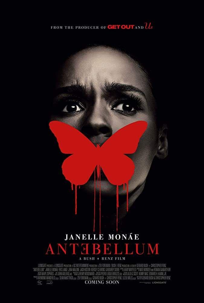 Antebellum (2020) - Dir. Gerard Bush, Christopher Renz in 2020 | Newest  horror movies, Janelle monáe, Antebellum
