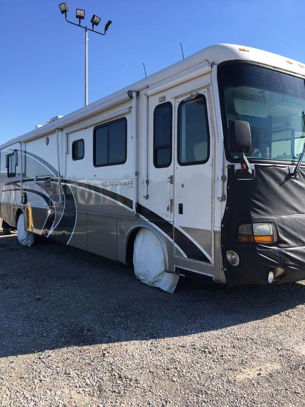 1999 Newmar Mountain Aire M4081dp For Sale Mission Tx Rvt Com Classifieds Recreational Vehicles Class A Motorhomes Rvs For Sale
