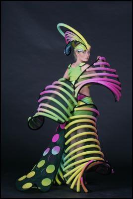 world of wearable art - #AirNZWOW