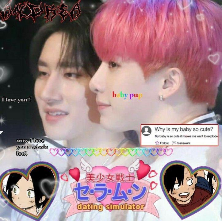 kpop rainbow dating