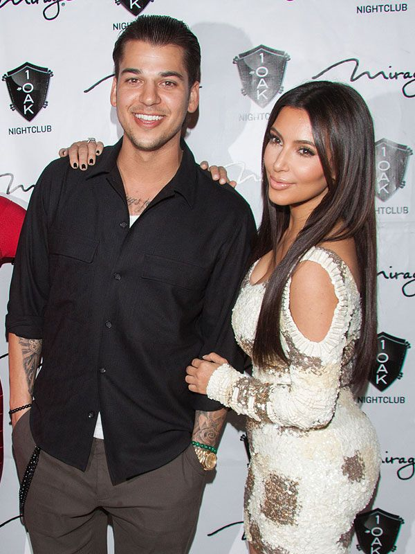 Rob Kardashian 'Furious' With Kim Over 'Weed' & 'Meth' Comments