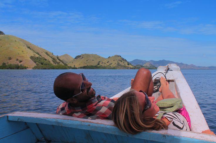 Smile is symbols a happiness..  #Kanawaisland #Flores #Indonesia #Landscape #Adventure #Nature #Beauty