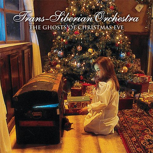 The Trans-Siberian Orchestra - The Ghosts of Christmas Eve LP November 11 2016 Pre-order