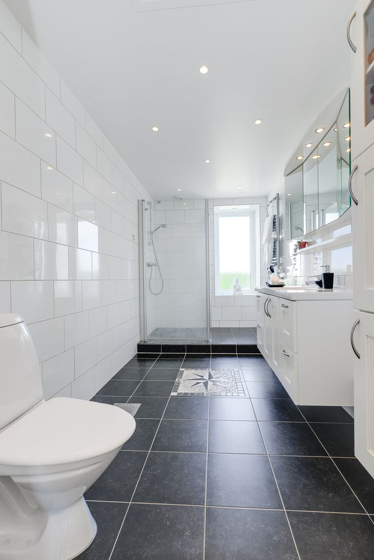 härligt badrum i hög standard