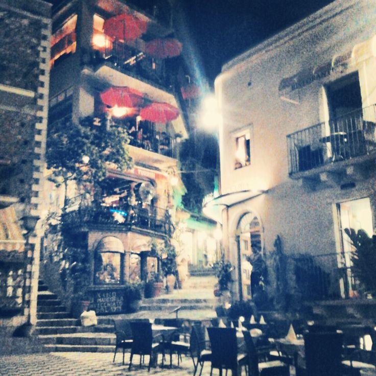 dinner in Castelmola  #sicilia #holiday #summer #hellosicilia
