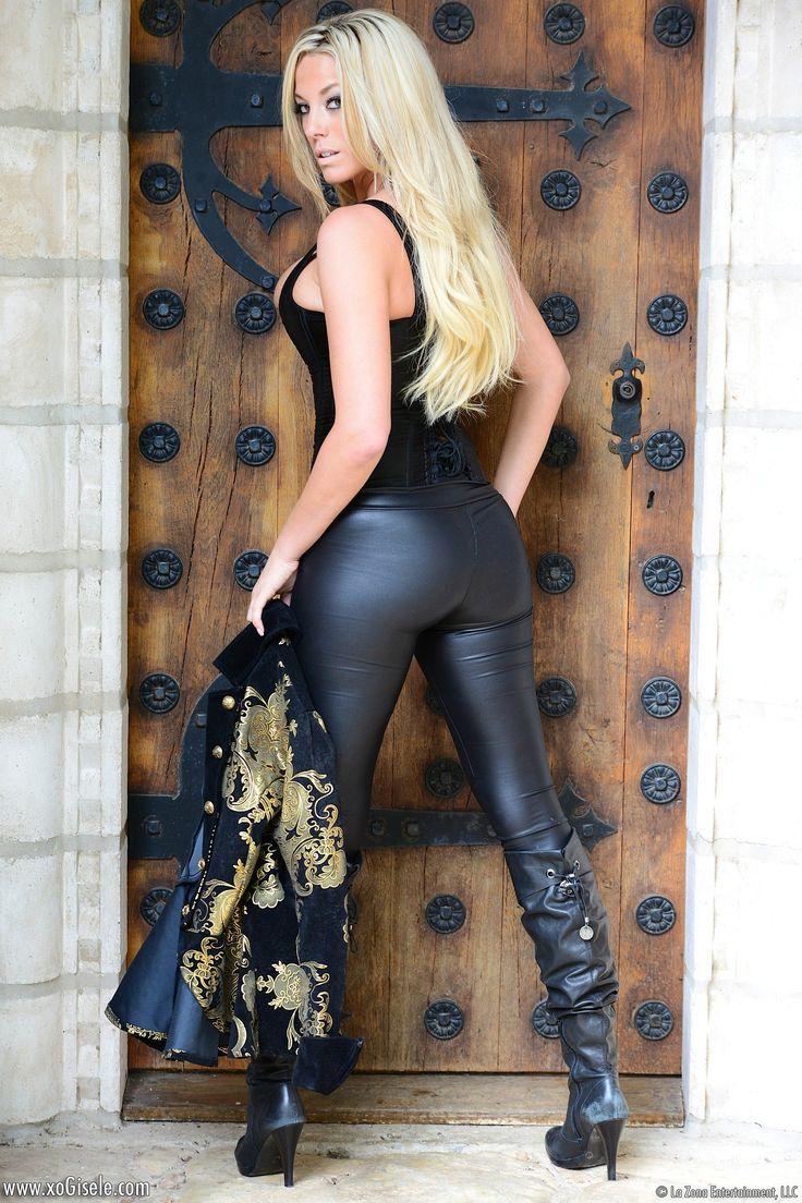 Xo gisele leather boots