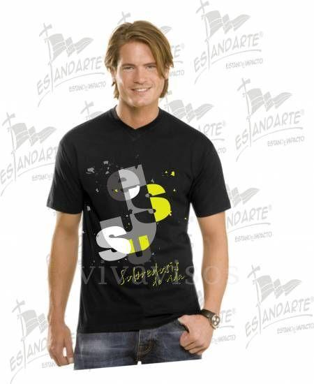 Camisetas cristianas estampadas - Imagui:                                                                                                                                                     Más