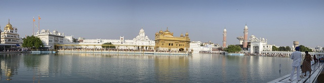 The Golden Temple, Amritsar (Panorama)