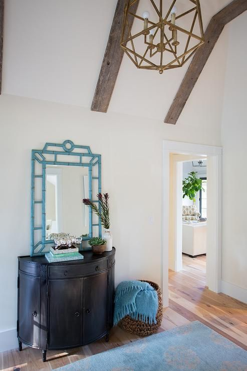 Blue Foyer Cabinet : Best ideas about rustic ceiling medallions on pinterest