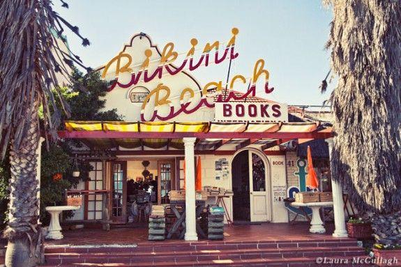 Bikini Beach Books ~ Gordon Bay, South Africa