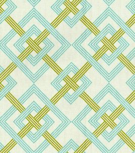 Home Decor Print Fabric- Waverly Square Root/Turquoise & home decor print fabric at Joann.com  $44.99/yd