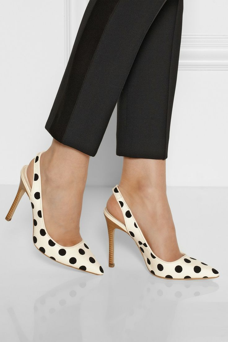 Spotted Pumps
